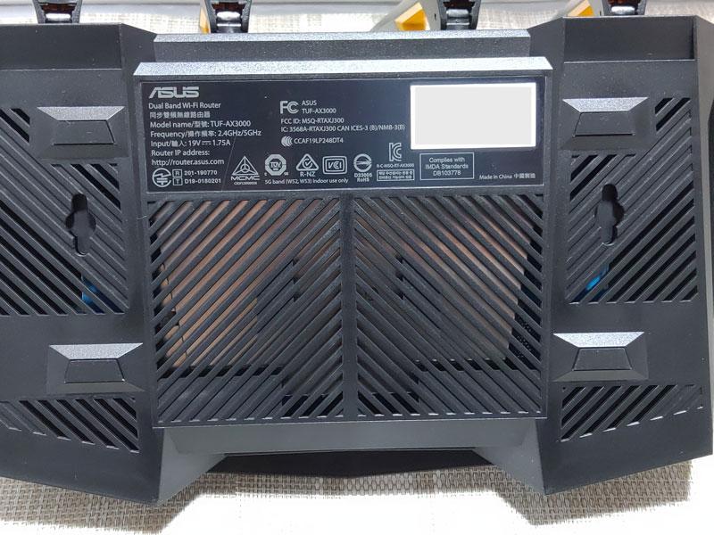 TUF-AX3000