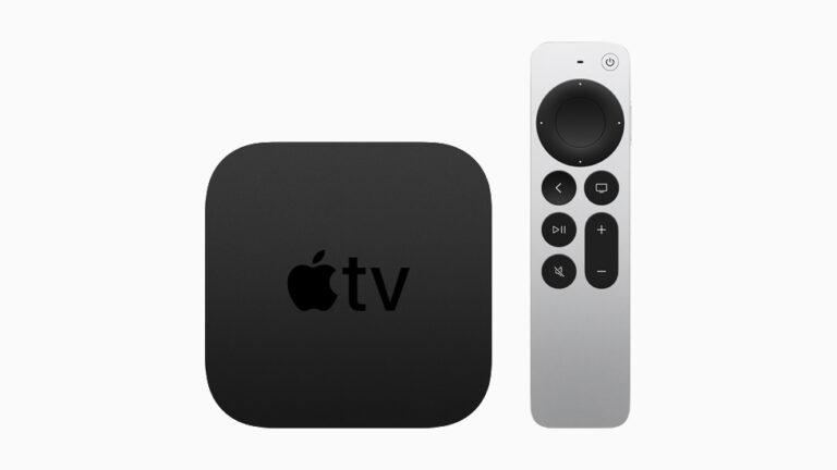 次世代Apple TV 4K