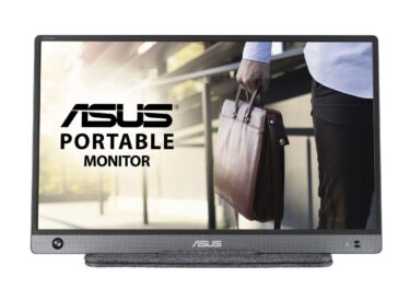 ASUS USB接続できる15.6型/14型モバイルモニター2製品4/23発売