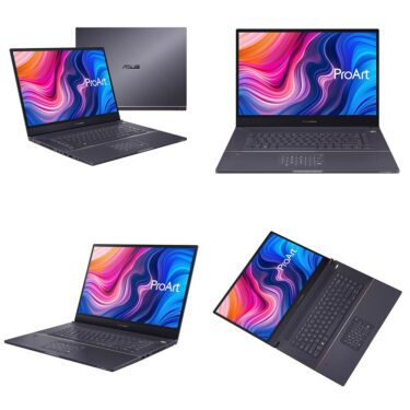 ProArt StudioBook Pro 17 W700G3T