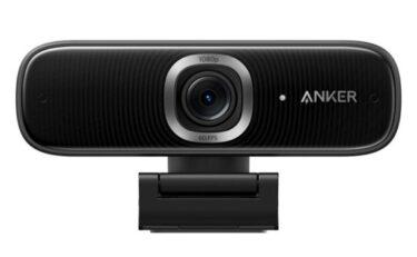 Anker Zoom認証取得Webカメラ「PowerConf C300」発売